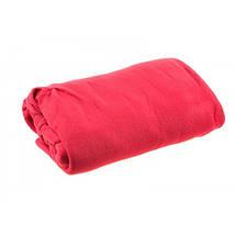 Плед з рукавами ковдру з флісу Snuggie червоний 183279, фото 3