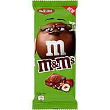 Шоколадки M&M с фундуком и драже.165 грамм, фото 2