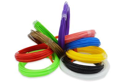 Пластик для 3D-ручки качество Pla 10 метров 20 шт 183778
