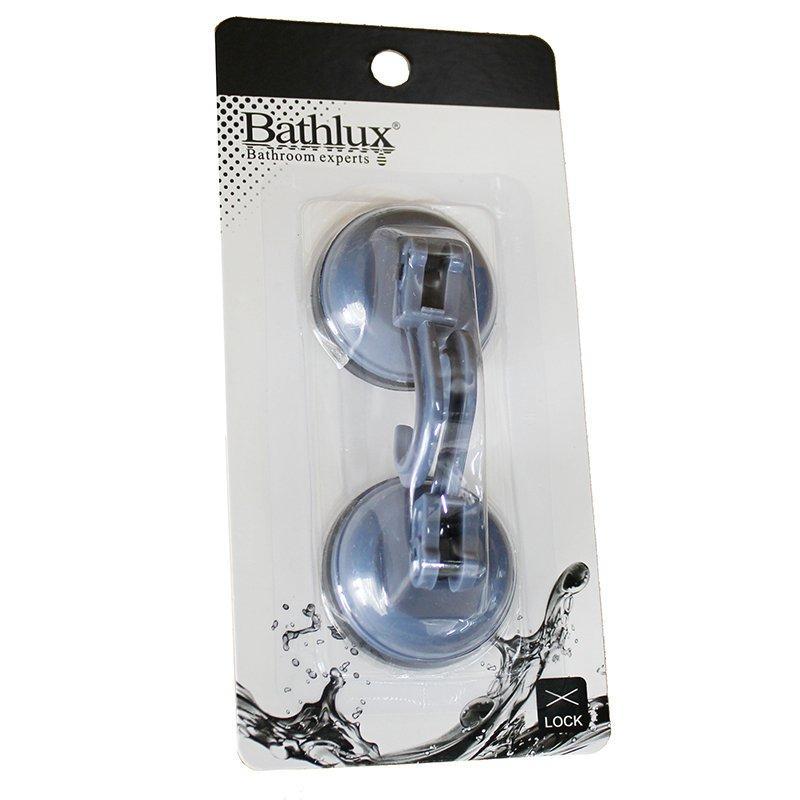 Крючок для полотенца на вакуумной присоске 2шт. Bathlux Fuegos artificiales 90220
