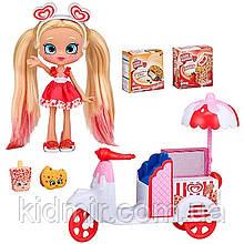 Набір Шопкинс Стейсі Кейкс на скутері Shopkins Real Littles Stacey Cakes 57756