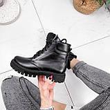 Ботинки женские Benita кожаные ЗИМА 2662, фото 5