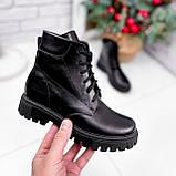Ботинки женские Benita кожаные ЗИМА 2662, фото 7