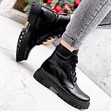 Ботинки женские Benita кожаные ЗИМА 2662, фото 6