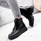 Ботинки женские Benita кожаные ЗИМА 2662, фото 8
