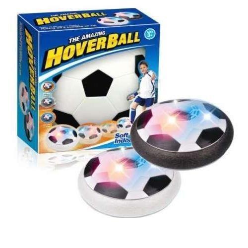 Детский летающий аэромяч ховербол с Led подсветкой Hoverball 129965