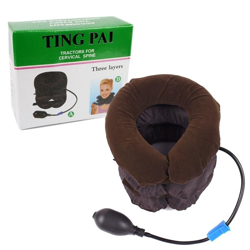 Надувная подушка для шеи ортопедический воротник Ting Pai 139274