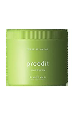 Бодрящий крем для кожи головы и волос Lebel Proedit Hair Skin Wake Relaxing 360 мл.