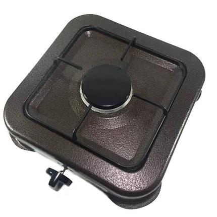 Плита таганок газовая настольная 1 конфорка Domotec MS 6601 150804, фото 2