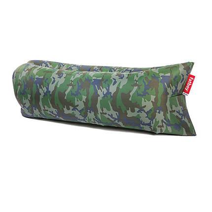 Надувной матрас Ламзак Air sofa Army 150101, фото 2
