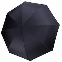 Зонт обратного сложения, антизонт, умный зонт, зонт наоборот Up Brella Бордовый 151023, фото 2