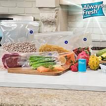 Вакуумный упаковщик для хранения продуктов Always Fresh Seal 149916, фото 2