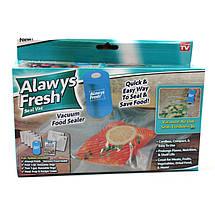 Вакуумный упаковщик для хранения продуктов Always Fresh Seal 149916, фото 3