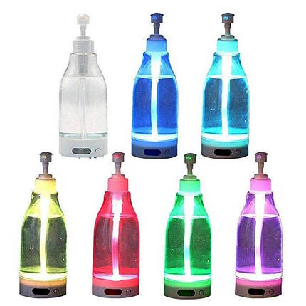 Дозатор для жидкого мыла с подсветкой Soap Bright Nightlight Soap Dispenser 154158, фото 2