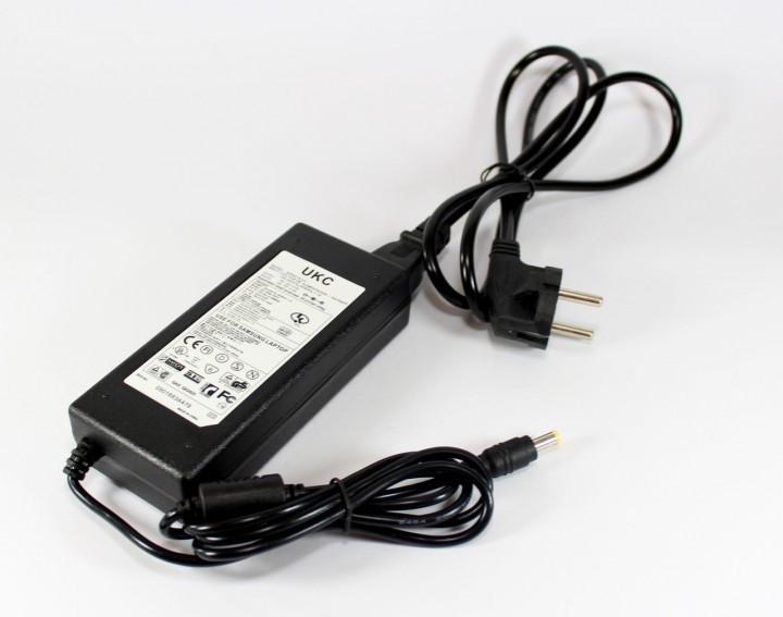 Блок питания адаптер 12V 8A для ноутбуков, Lcd мониторов, ЖК-телевизоров, Smd лент Ukc 154700