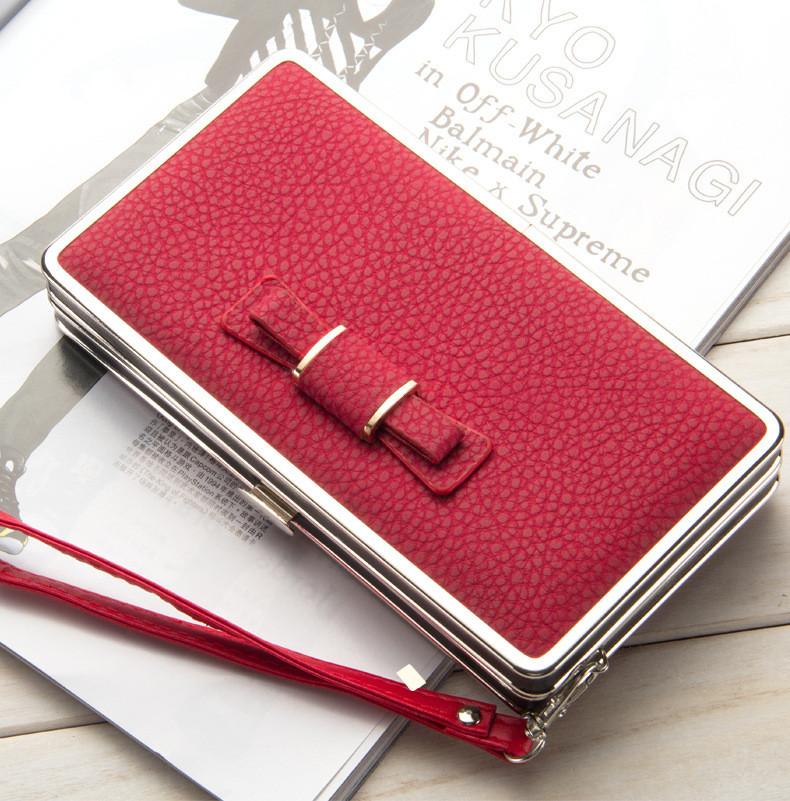 Клатч Baellerry N1228 Красный 153068