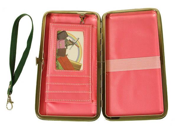 Кошелек женский клатч портмоне Baellerry n1330 Зеленый 170657, фото 2