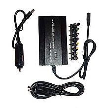 Универсальное автомобильное зарядное устройство для ноутбуков адаптер 220В 120 Ватт