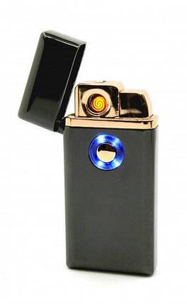 Зажигалка спиральная Usb TH 705 2в1 5408 Usb Charge 170952, фото 2