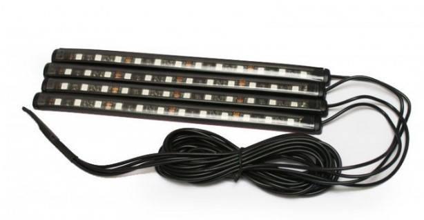 Подсветка для авто Led Ambient HR-01678 177903, фото 2