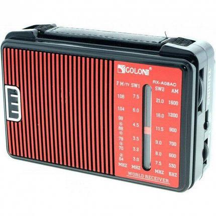 Радиоприемник RX A08 178661, фото 2