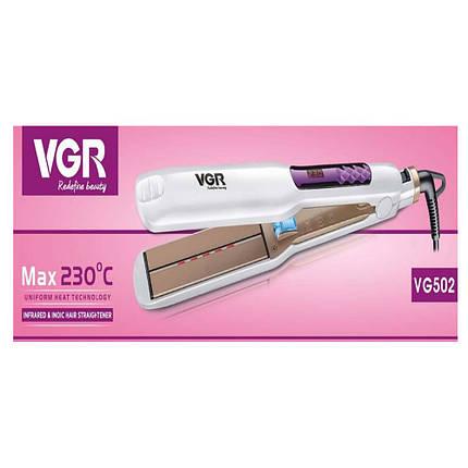 Утюжок плойка для волос Vgr V-502 176550, фото 2