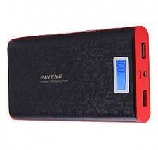 Портативный внешний аккумулятор Power Bank Pineng 40000 mAh PN-920 179251, фото 3
