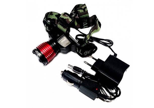 Налобный фонарь BL 6908-2 179407, фото 2