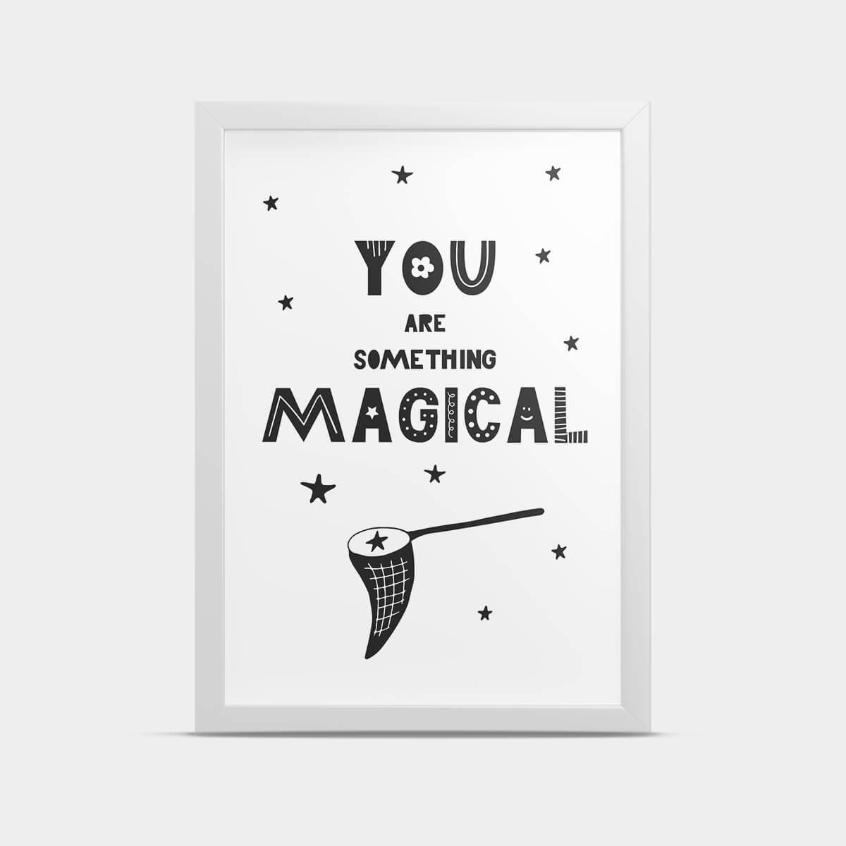 Постер интерьерный Magical 20*30 см