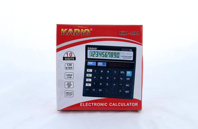Калькулятор KK KD500 179805, фото 2