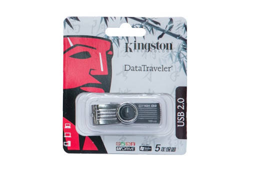 Флешка Usb Flash Card 16GB Kingston 179997, фото 2
