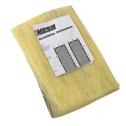 Противомоскитные магнитные шторы на магнитах 100210 Magic Mesh песочные 182633, фото 2