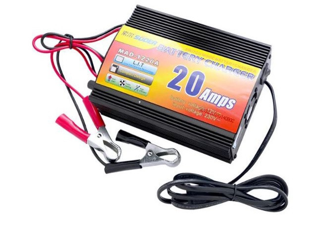 Зарядного устройства для аккумулятора Battery Charger 20A MA-1220A 181488