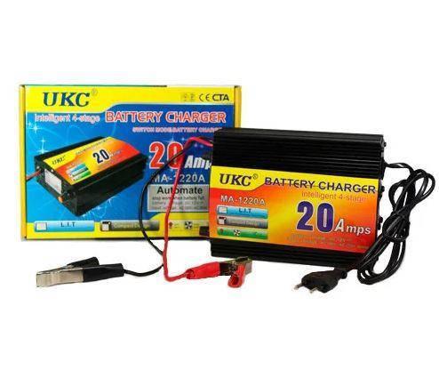 Зарядного устройства для аккумулятора Battery Charger 20A MA-1220A 181488, фото 2