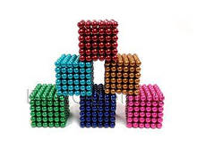 Неокуби - магнітний конструктор Neocube