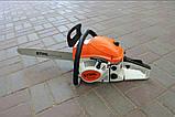 Бензопила MS 362 (шина 45 см, 3.5 кВт) Цепная пила Штиль MS 362, фото 6