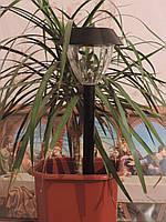 Светильник (садовый) на солнечной батарее. Усиленный светодиод.