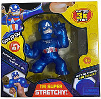 Игрушка Тянучка Капитан Америка