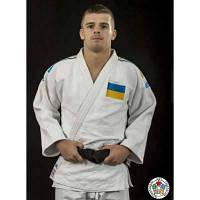 "Кимоно для дзюдо Adidas Judo Uniform WH ""Champion||"" ""IJF cut with IJF Label"" р. 210 (J-IJF-WH)"