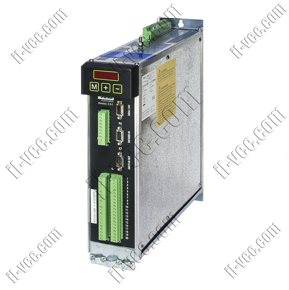Сервопривод Parker Hannifin HPD2S5N 2A 3x480VAC - 3x480VAC