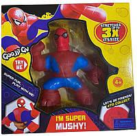 Игрушка Тянучка Человек Паук