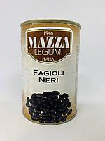 Фасоль черная Mazza 400 г Италия