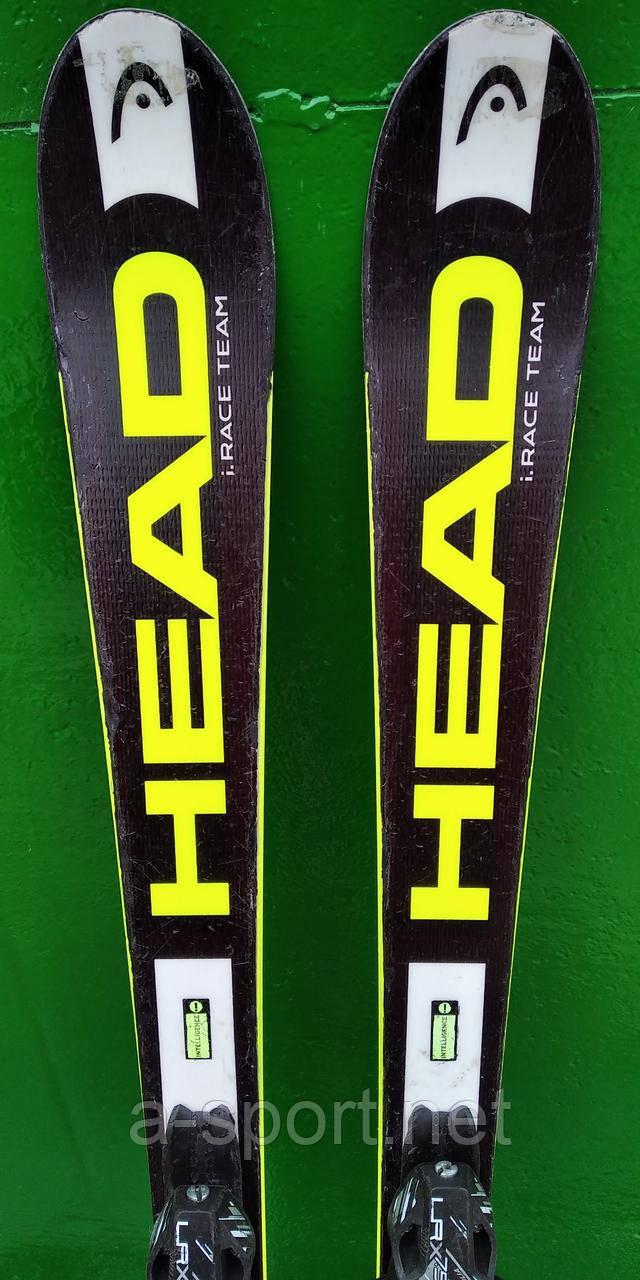 Гірські лижі бу Head Worldcup i.Race Team SW SLR II 140 см  для карвінгу, 2016p