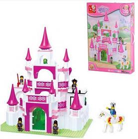 Конструктор SLUBAN M38-B0151 Замок принцессы, 508 дет