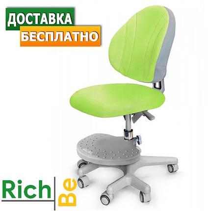 Evo-Kids Mio   Стілець дитячий письмовий з підставкою   Дитячі крісла та стільці учнівські, фото 2