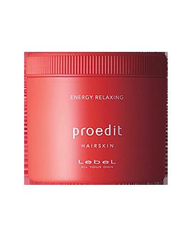 Энергетический крем для кожи головы и волос Lebel Proedit Hair Skin Energy Relaxing 360 мл.