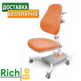 Детское кресло стул трансформер для школьника Evo-Kids Omega