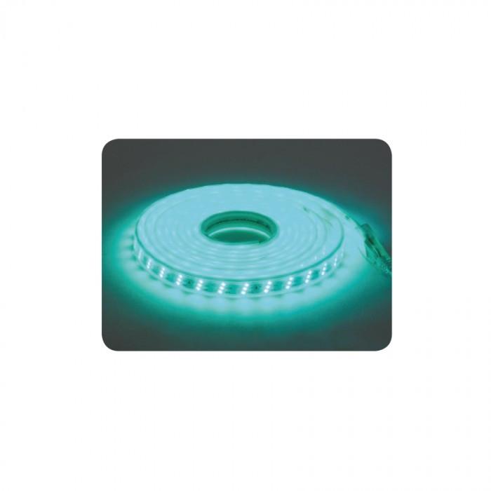 """Лента светодиодная  LED """"GANJ"""" (220-240V) влагозащищенная зеленая"""