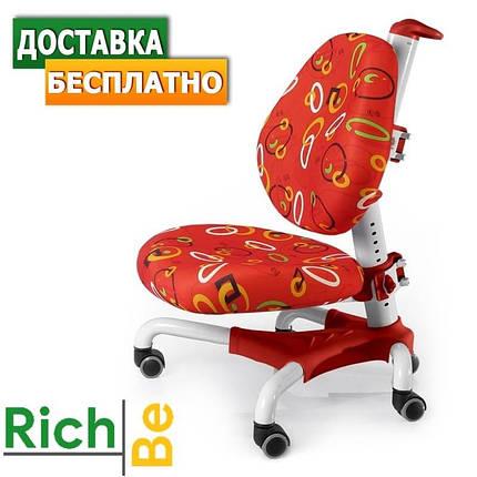 Mealux Champion   Зростаюче дитяче крісло для навчання   Для регульованої парти столу, фото 2