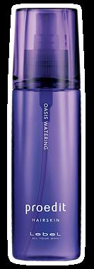 Увлажняющий термальный спрей Lebel Oasis Watering Proedit Hairskin 120 мл.